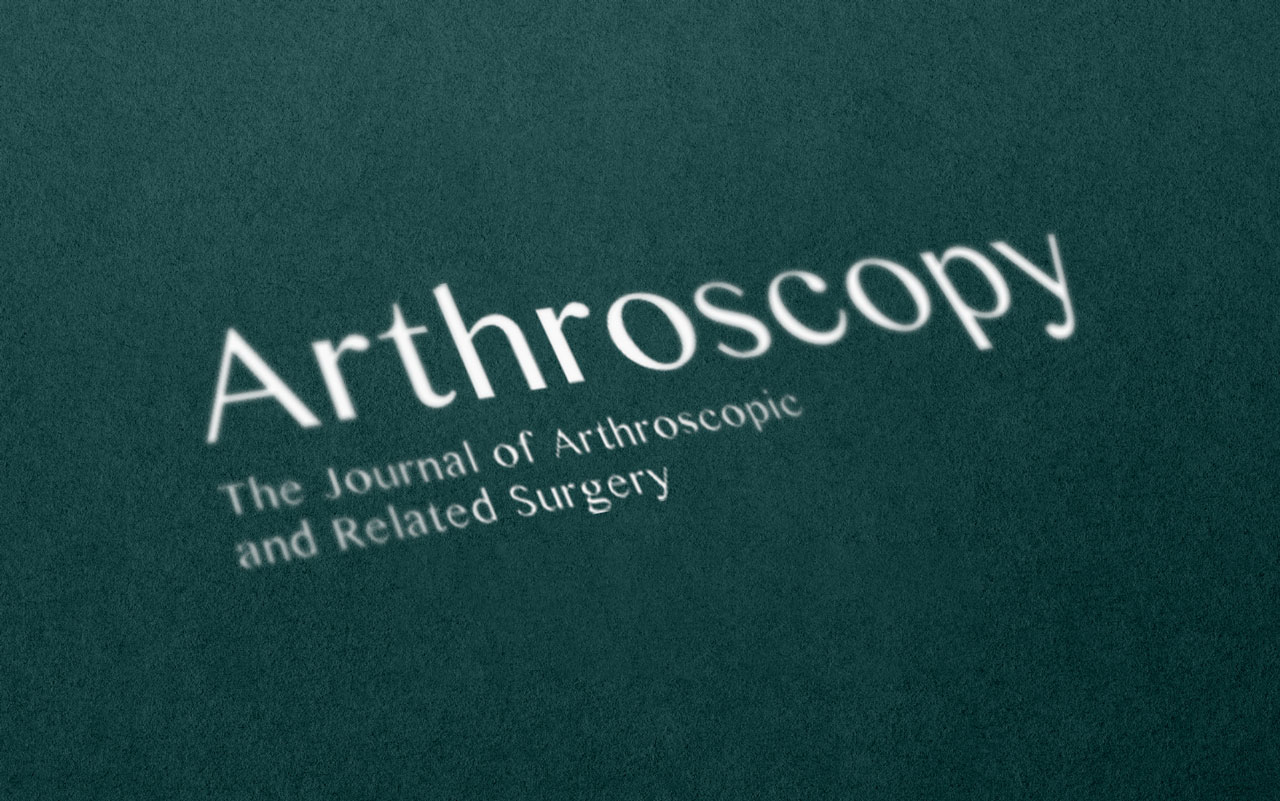Arthroscopy – The Journal of Arthroscopic and Related Surgery