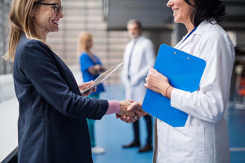 MIRACLE meets orthopedic surgeons needs